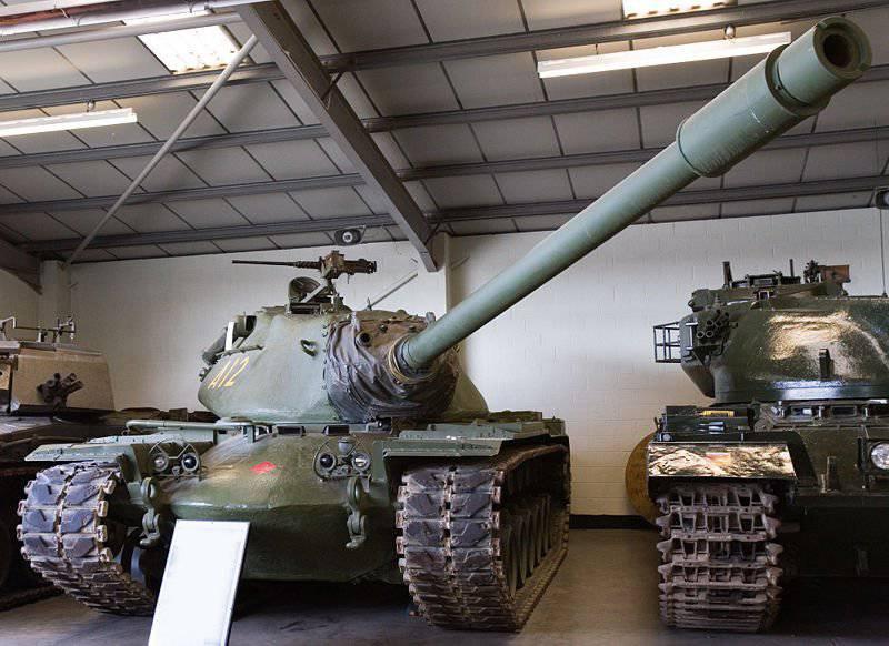 М103 - венец американских тяжелых танков