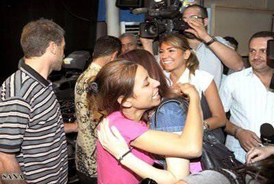 Buenas noticias desde Damasco - la liberación de periodistas