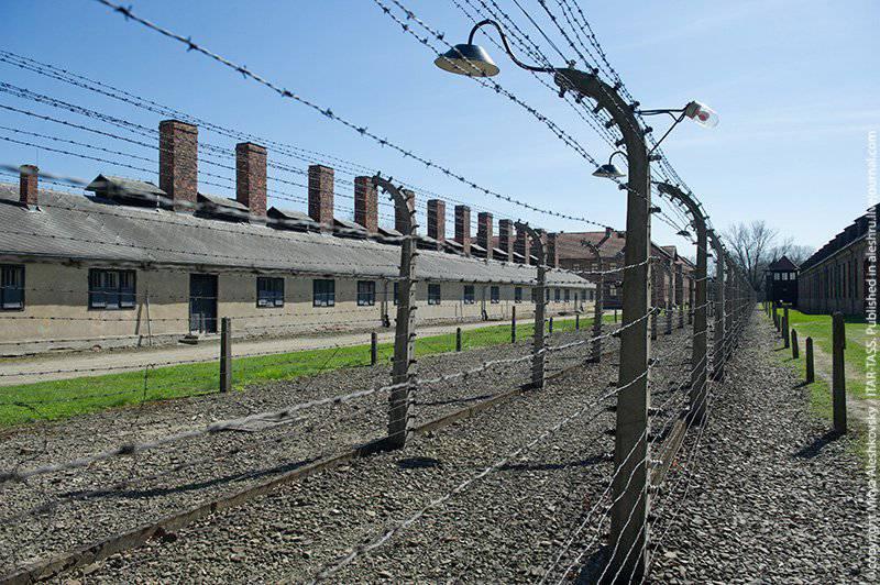 波兰为俄罗斯人和德国人集中营,或为什么奥巴马道歉?