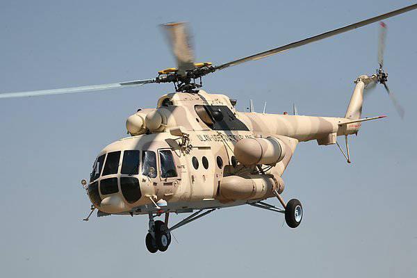 La Russie fournira à la Chine des hélicoptères polyvalents 55, Mi-171