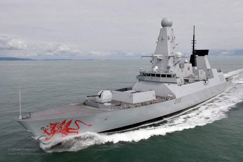 крупные боевые корабли,