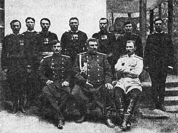 Grand voyageur russe Nikolai M. Przhevalsky