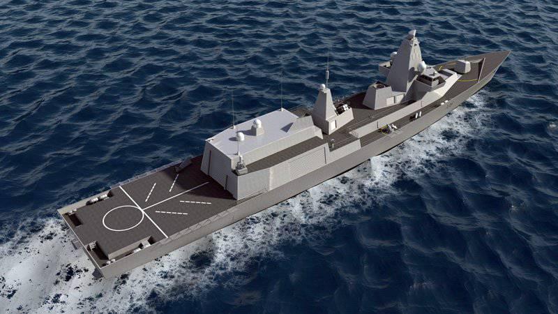 ग्रेट ब्रिटेन की रॉयल नेवी के भविष्य के जहाज
