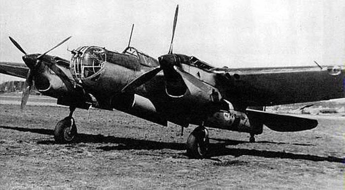 Aviazione dell'Armata Rossa della Grande Guerra Patriottica (parte di 5) - Bombardieri SB-2 e DB-3