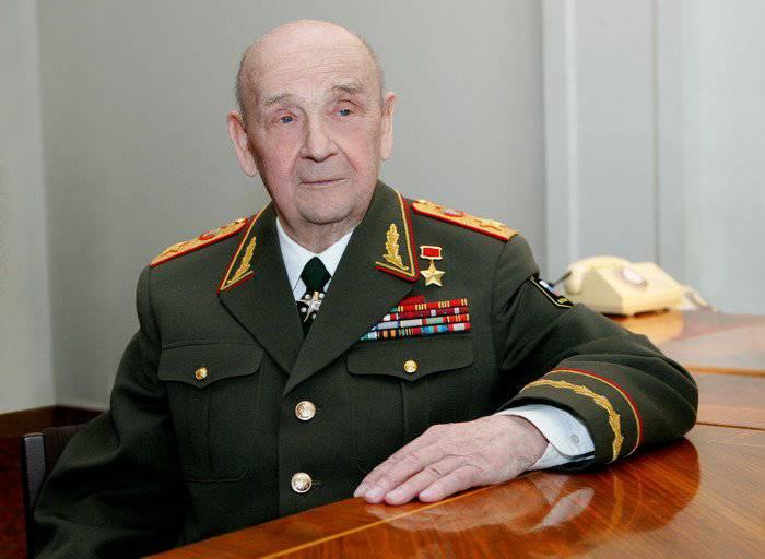 Mareşal Sergey Sokolov Moskova'da öldü