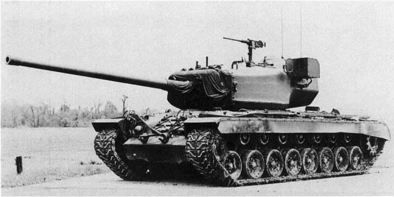 """120mm Gun Tank M103 - американская """"танкобойка"""". """" SFW - приколы, юмор, девки, дтп, машины, фото знаменитостей и многое другое."""