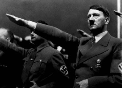 Гитлеровские планы в отношении США