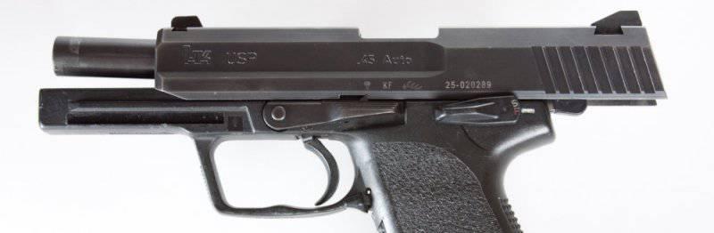 Heckler&Koch USP