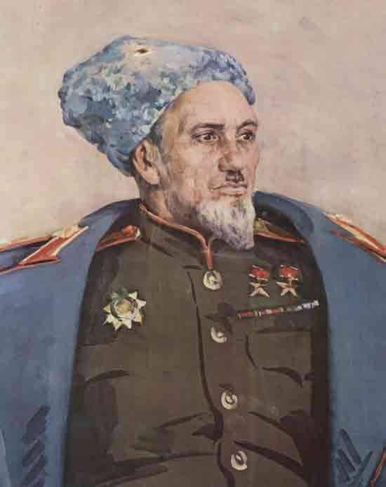 Il partigiano generale Sidor Artemyevich Kovpak
