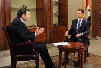 Башар Аль-Асад: Сирия достигает успехов в региональной и глобальной битве