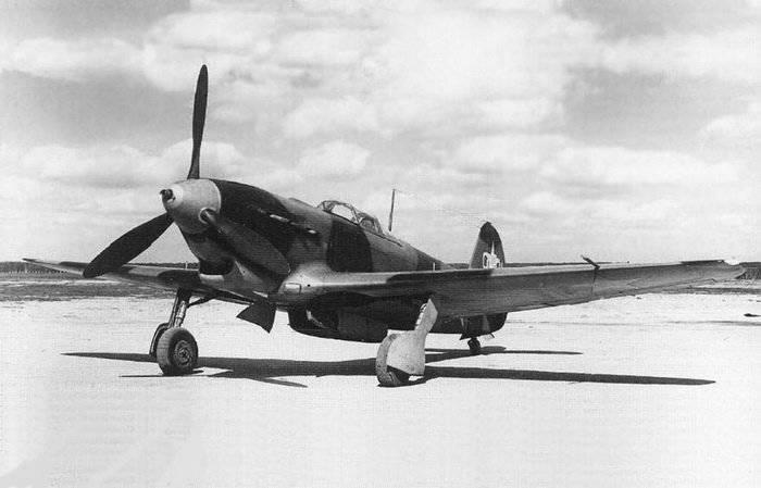 Авиация Красной Армии Великой Отечественной войны (часть 6) – истребители Яковлева