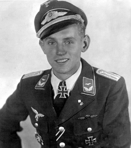 Ases da Luftwaffe: o fenômeno de contas muito grandes