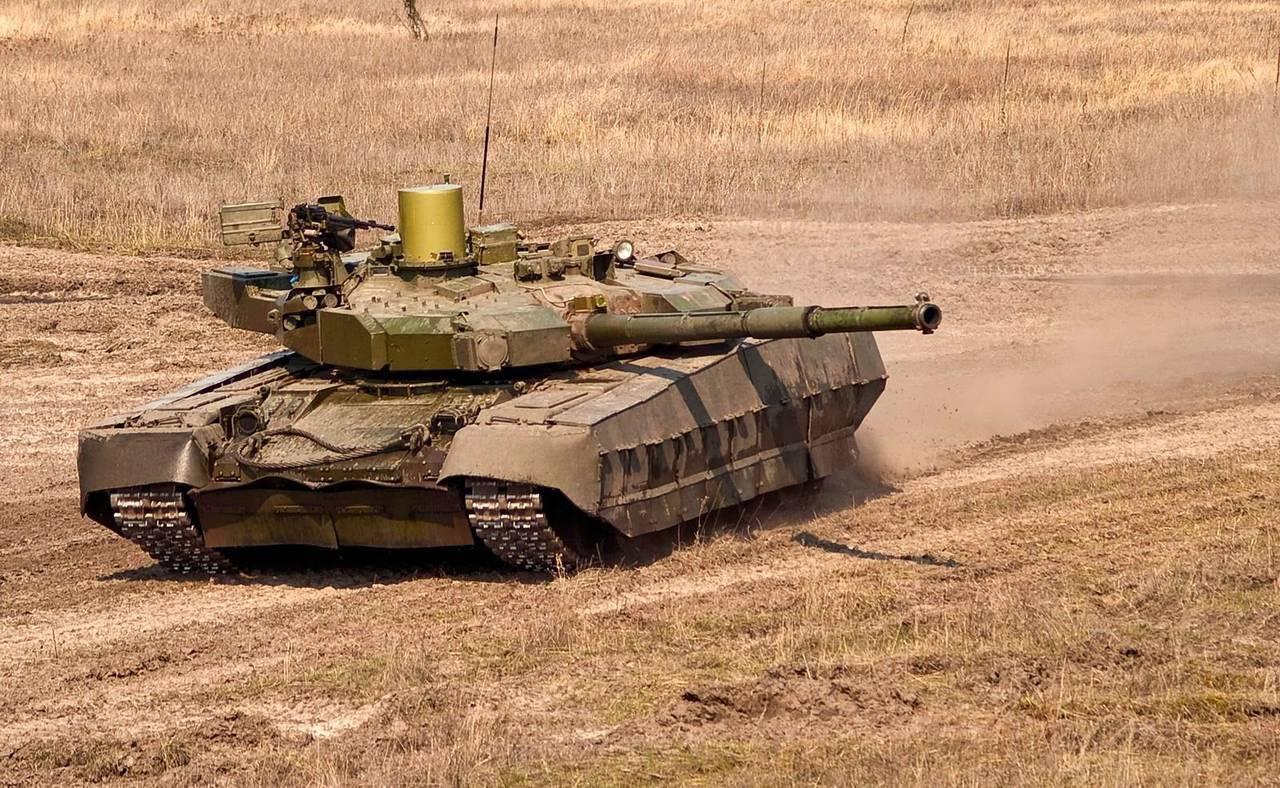 """Украина готовится отправить в Таиланд очередную партию танков """"Оплот"""" - Цензор.НЕТ 4558"""