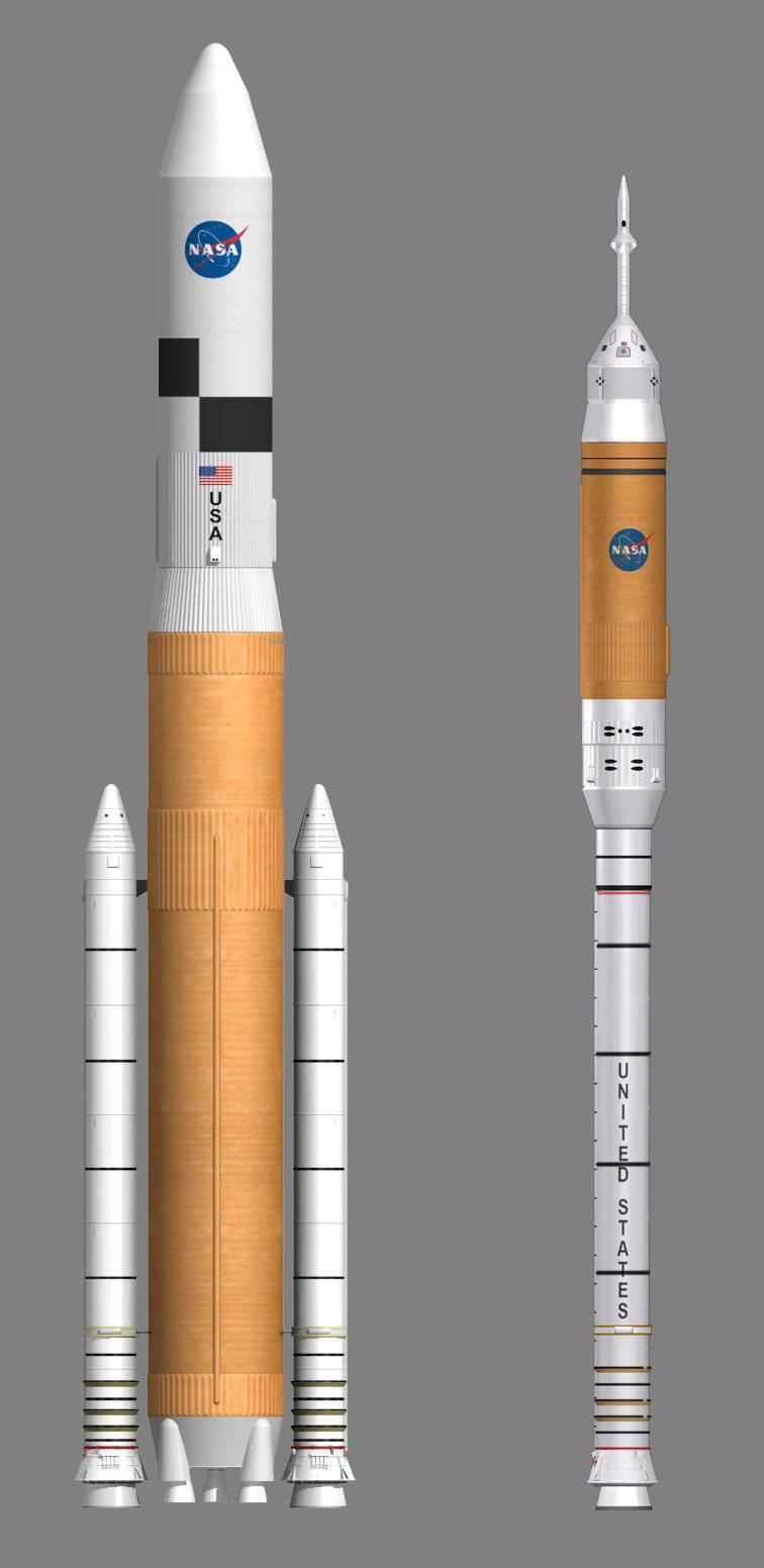 "NASA: ""As we return to the moon"""