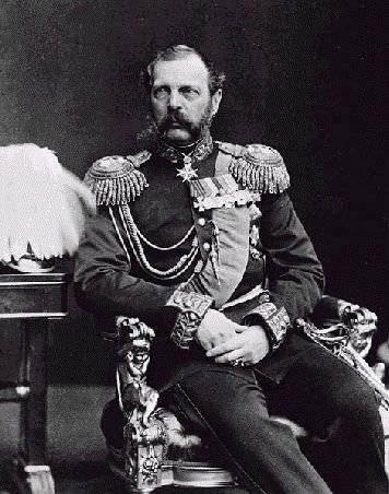 Septiembre 6 1872 se reunió con tres emperadores en Berlín: Wilhelm I, Franz Joseph I y Alexander II