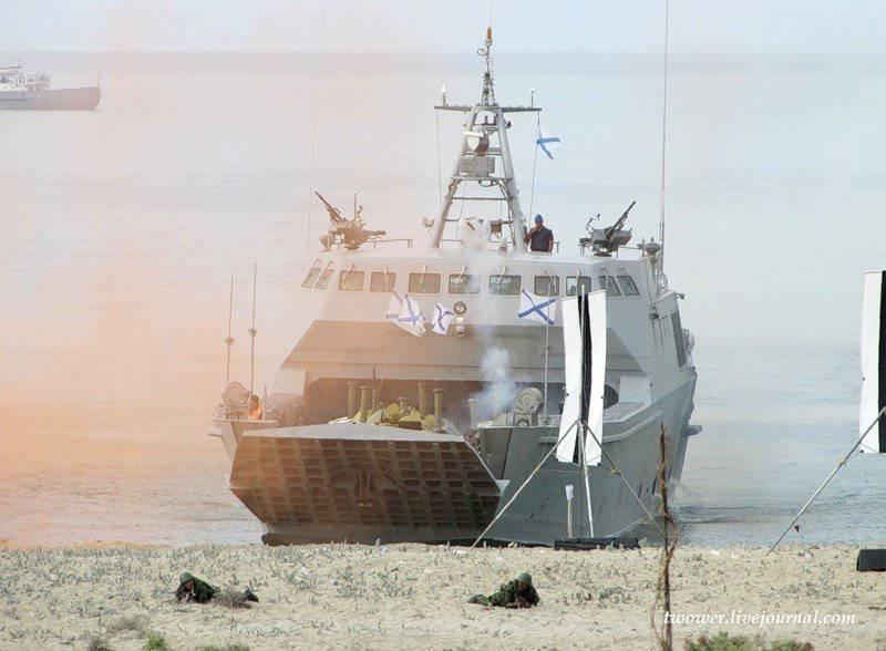 """I marines della Flottiglia del Caspio tra due anni riceveranno tre barche """"Serna"""""""