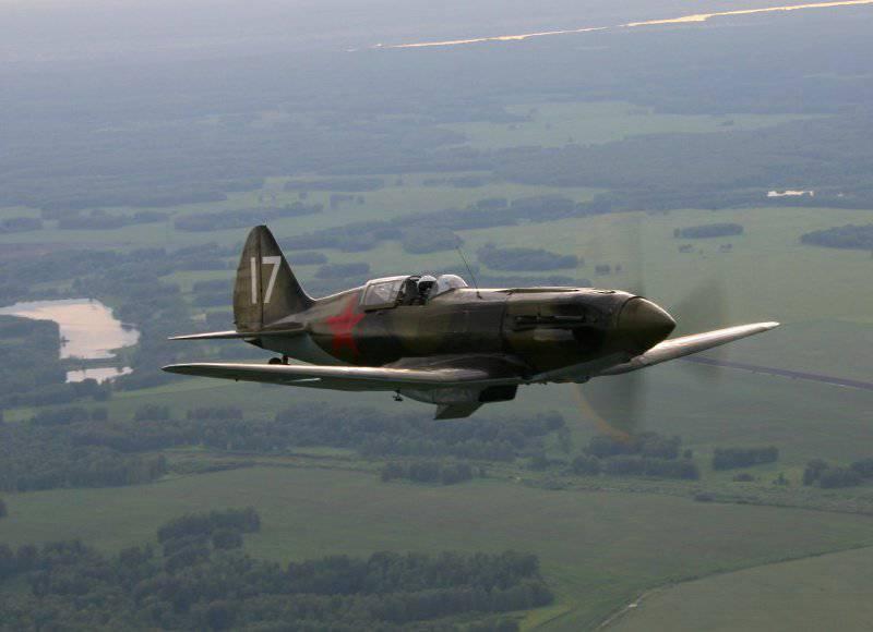 Aviación del Ejército Rojo de la Gran Guerra Patriótica (parte de 8) - MiG y La Fighters