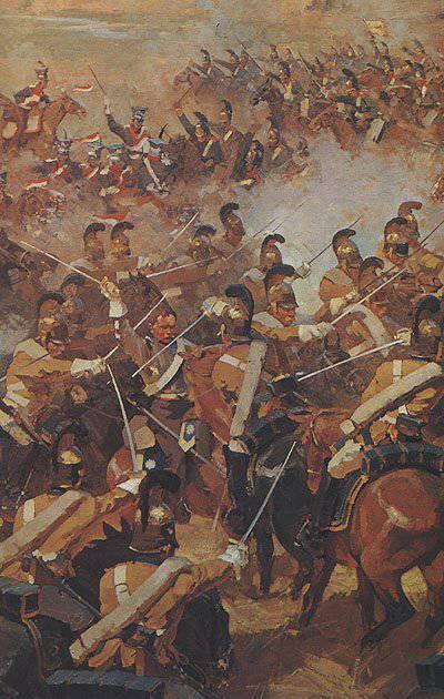 बोरोडिनो की लड़ाई के बाद से 200 साल