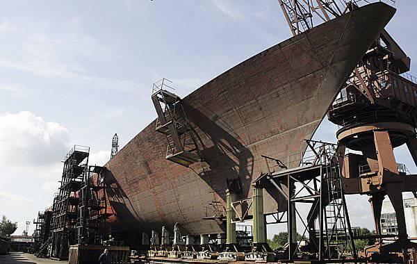 Birleşik Shipbuilding Corporation: Yaratılış ve gelişim umutlarının tarihi