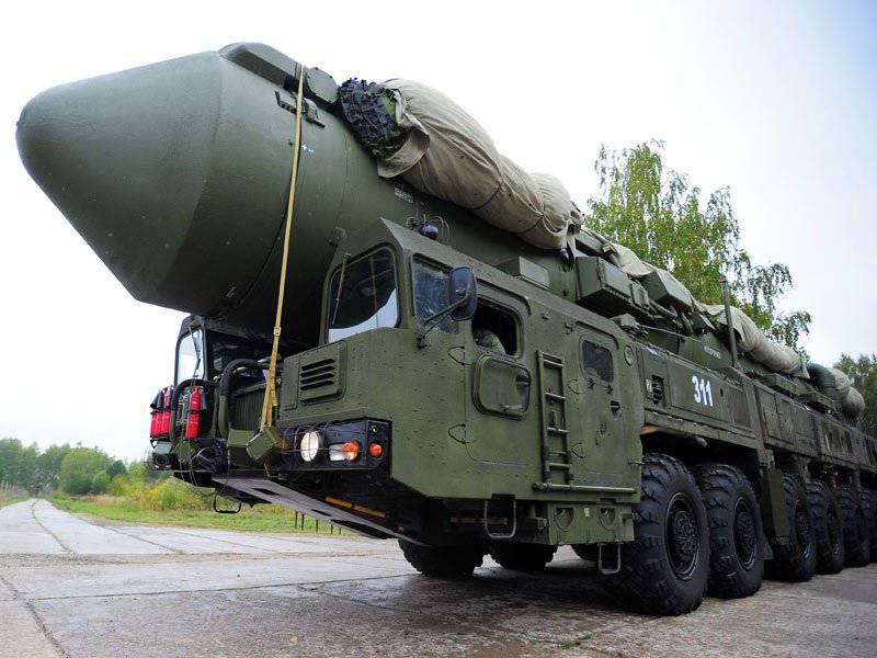 In the Kozelsky missile division of the Strategic Missile Forces, re-equipment of silo launchers is underway for the new Yars missile system