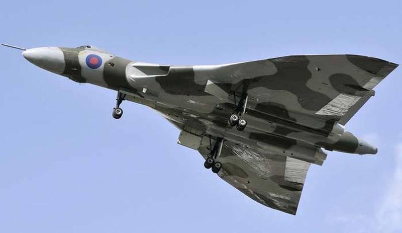 «Avro Vulcan» (Англия)