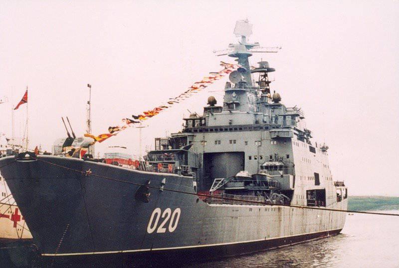 """Ненужный корабль """"Митрофан Москаленко"""""""