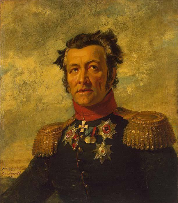 Gregory Maksimovich Berg: die Straßen der Napoleonischen Kriege. Der militärische Weg des russischen Offiziers
