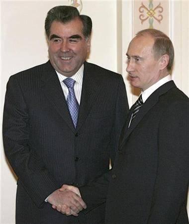 Le Tadjikistan loue une base à la Russie en échange d'une protection militaire