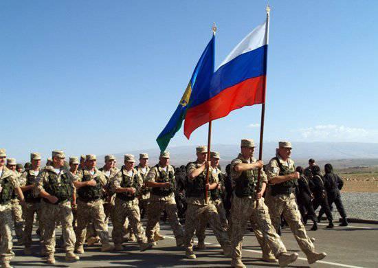 """A grande abertura do exercício """"Interaction-2012"""" aconteceu no campo de treinamento """"Bagramyan"""" na Armênia"""