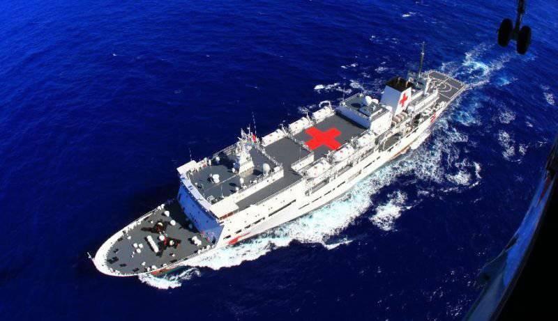 Военно-морская мощь Китая