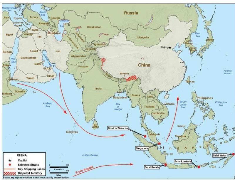 चीन की नौसैनिक शक्ति