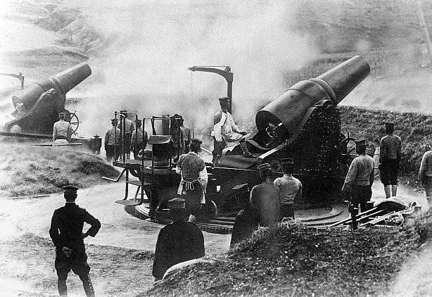 Japon askeri tarihinde siyah bir sayfa olarak Port Arthur Kuşatması