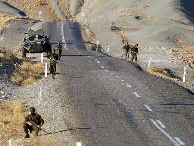 """Дамаск и Тегеран используют """"курдскую карту"""" против Турции"""