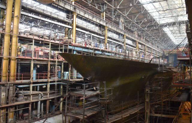Перспективы и будущее Российского флота