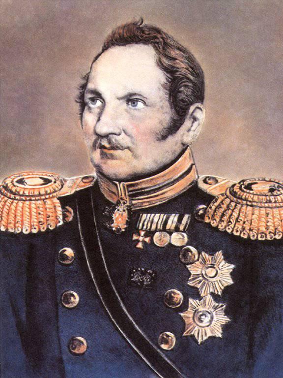 Белинсгаузен Ф.Ф.