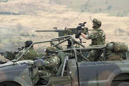 आयरिश आर्मी रेंजर्स: चयन और प्रशिक्षण