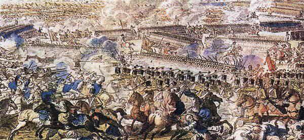 11 (22) сентября 1789 г. русско-австрийские войска разгромили турецкую армию в битве при Рымнике