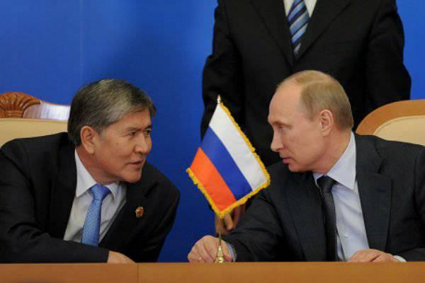 Давно из Средней Азии не приходило столько позитивных вестей для России как...