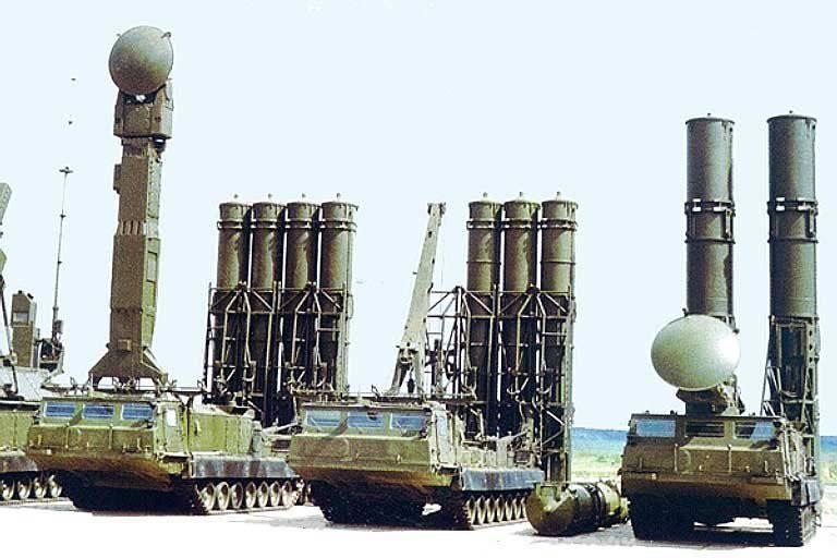 Sistema missilistico antiaereo universale C-300В