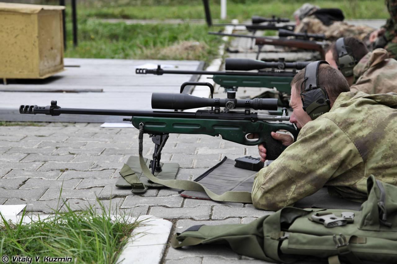 Соревнования по снайпингу, посвященные празднованию Дня ...