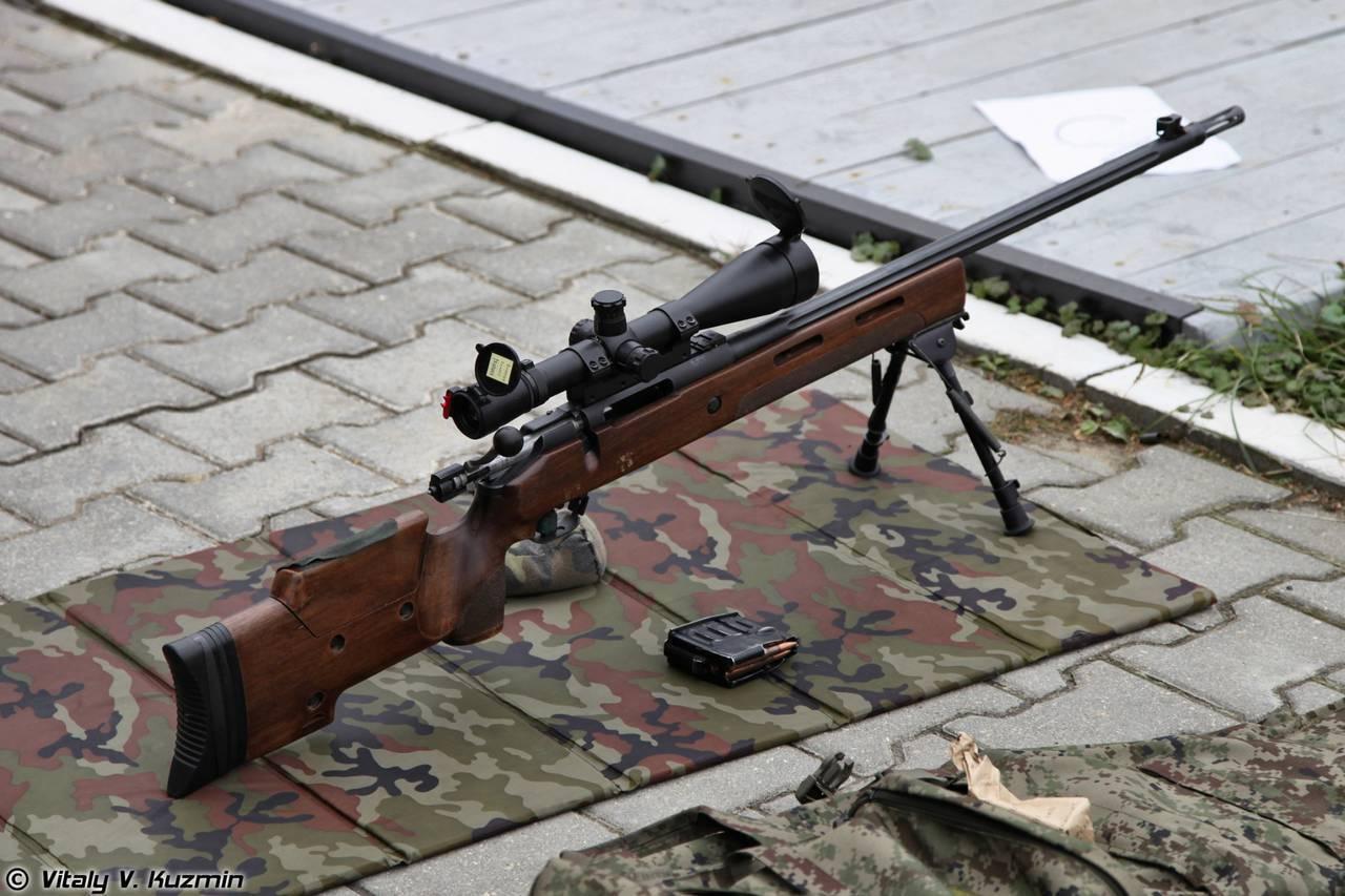 оружие sako trg 22 скачать