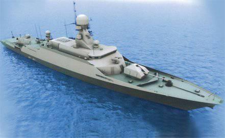 新シリーズ「Grad Sviyazhsk」の最初のロケット船はカスピ海小艦隊でテストされます