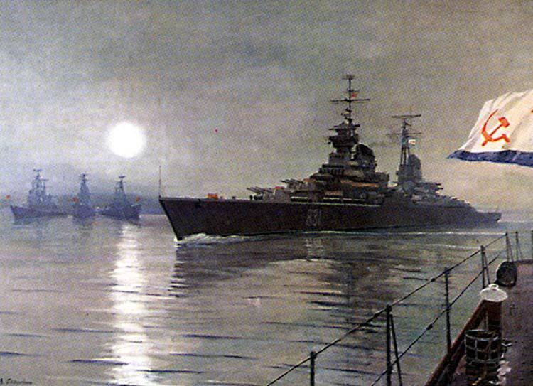 重巡洋艦をきっかけに