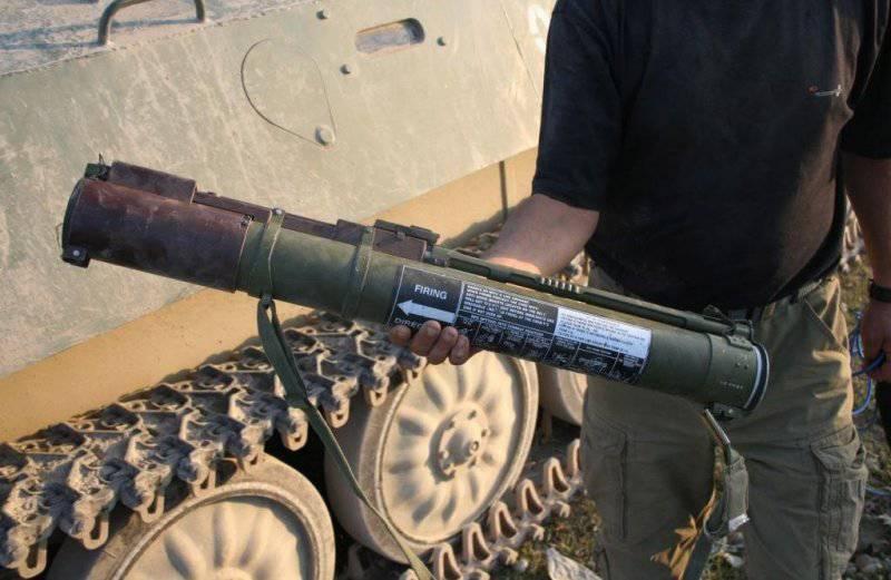 Ручной противотанковый гранатомет РПГ-22 «Нетто