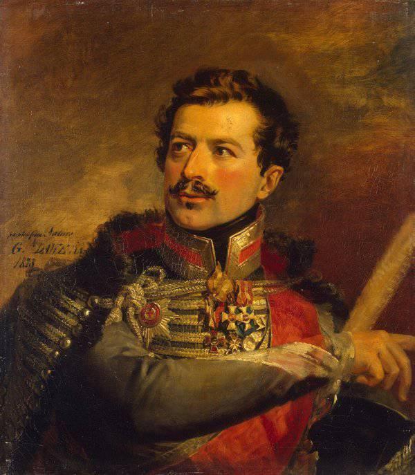 Военачальник и партизан Александр Никитич Сеславин