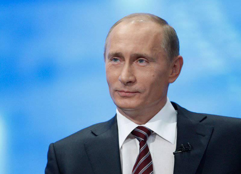 Статистика правления Путина - только факты