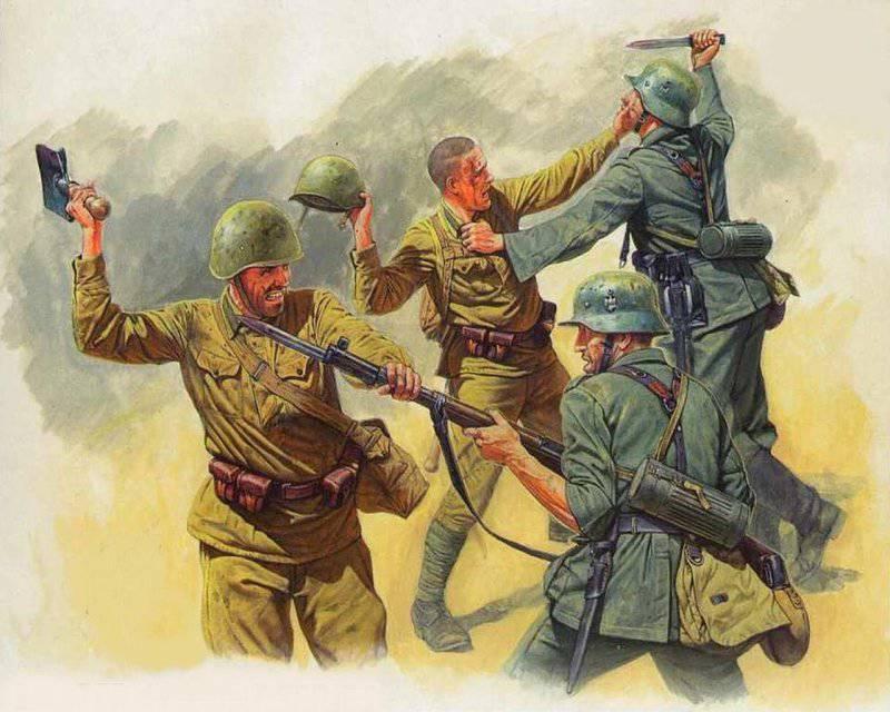 Сила русского духа: они шли безоружными на пулеметы и победили