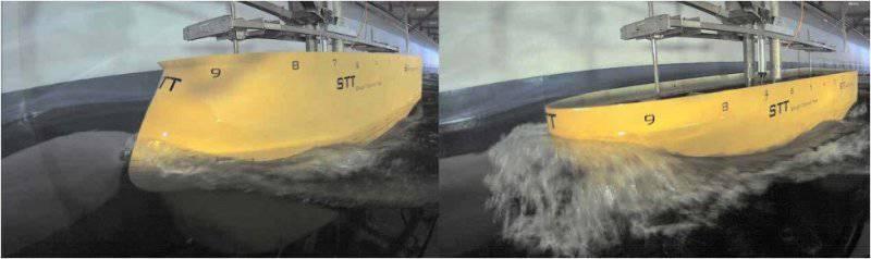 Корабли береговой охраны новой архитектуры