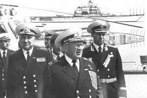 Qui ne voulait pas construire des porte-avions en URSS