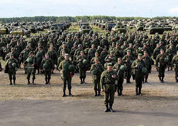 1 октября - День сухопутных войск РФ